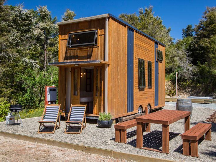 Tiny House Retreat - Kaiteriteri Bach