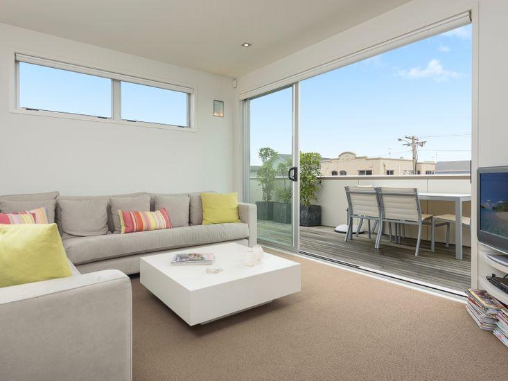 Indoor/Outdoor Living - Upstairs