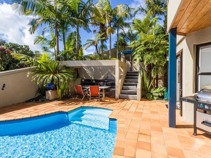 Holiday home near Castor Bay
