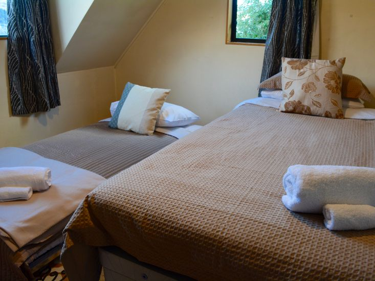 Bedroom 3 with trundler