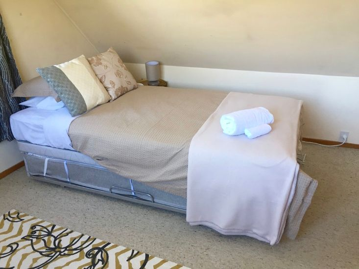 Bedroom 3 - Single bed plus trundler