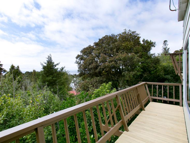 Deck and Views