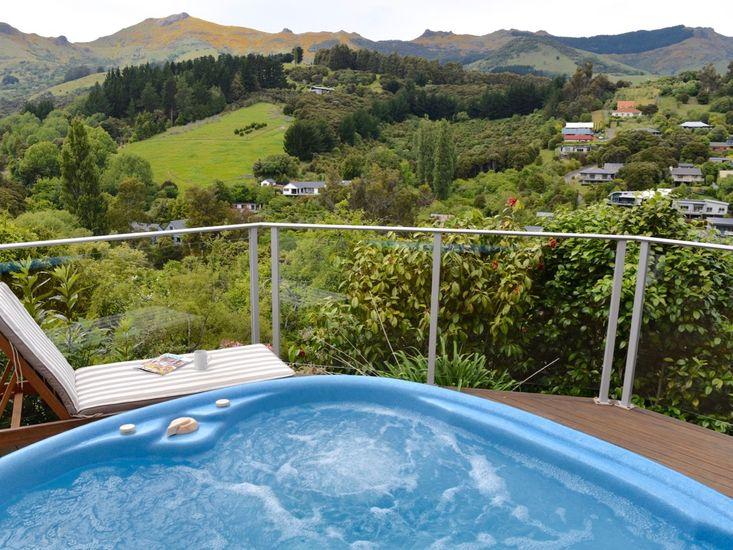 Akaroa Delight - Akaroa Holiday Home