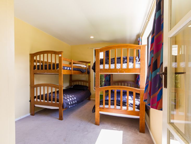 Bedroom 4 - with external access only to the main house