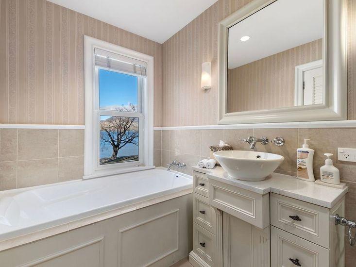 Lakeside Views from Bathroom 1