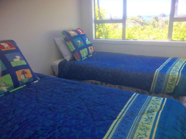 Bedroom 4 - Accessed via Bedroom 3