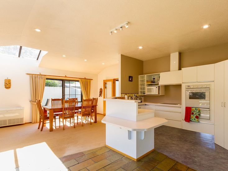 Dining and Kitchen - Top Level