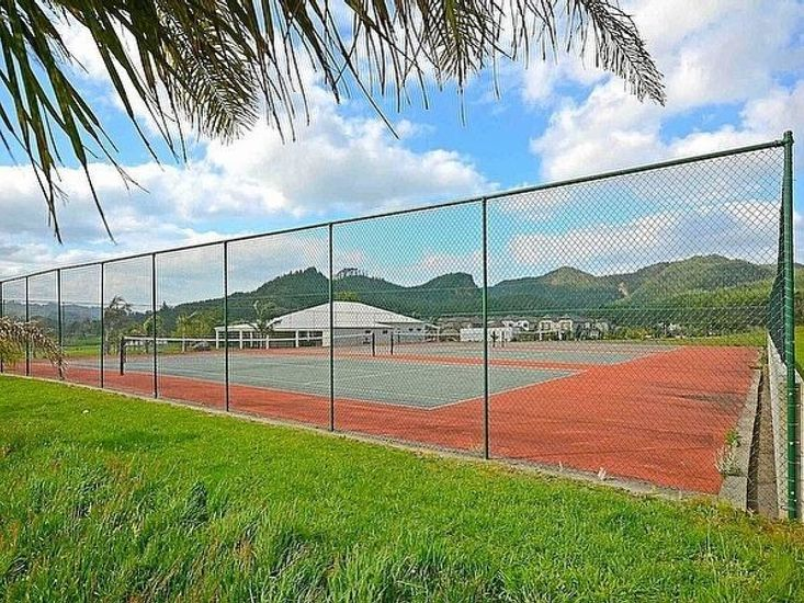 Tennis Court- shared facility