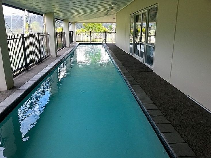 Swimming Pool - shared facility