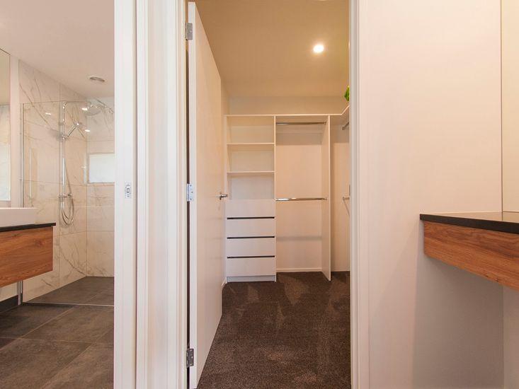 Ensuite and Walk-in Wardrobe - Bedroom 1
