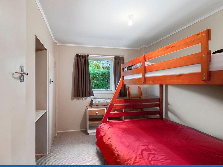 Bedroom 4 - 1 Double Bunk