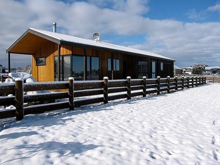 Snowy Exterior