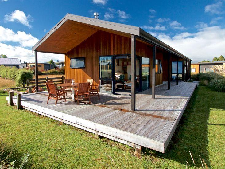 Mountain Revival - Ohakune Holiday Home