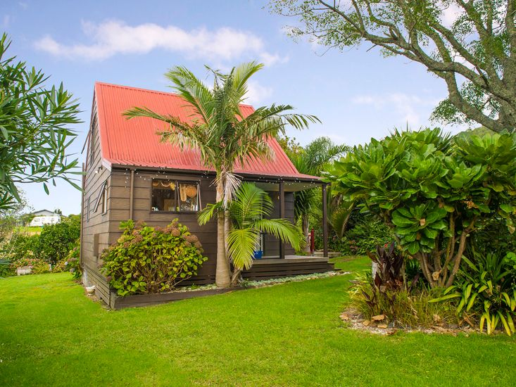 Jacaranda Cottage - Hahei Bach