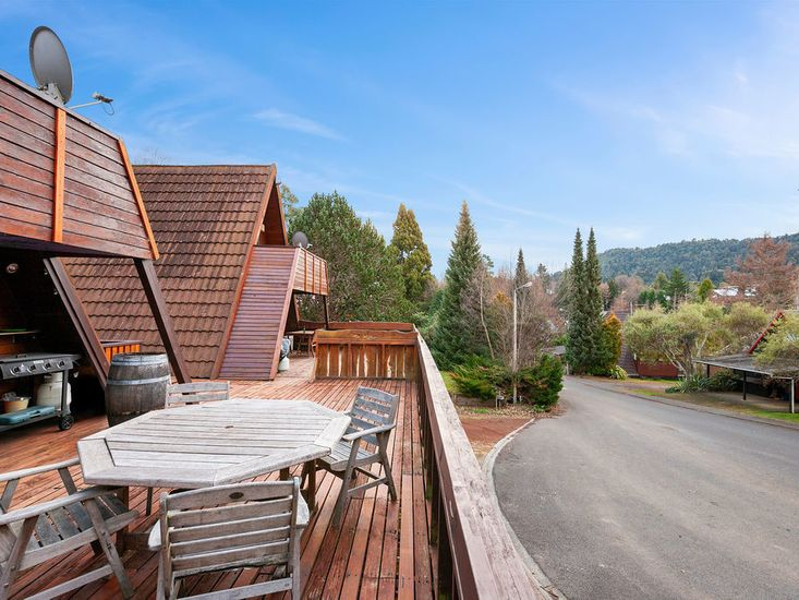 Chill Out Chalet - Ohakune Holiday Home