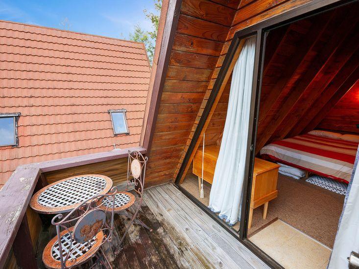 Deck from Bedroom 1