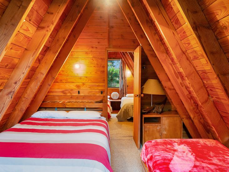Bedroom 1 to Loft