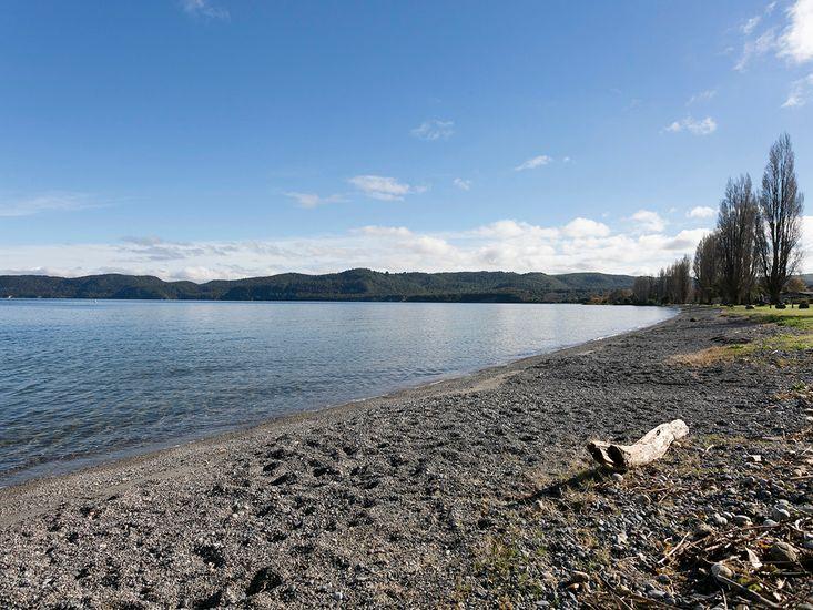 Lake Views - a short walk from property