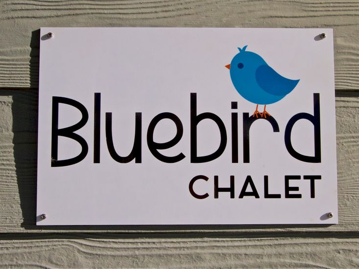 Bluebird Chalet