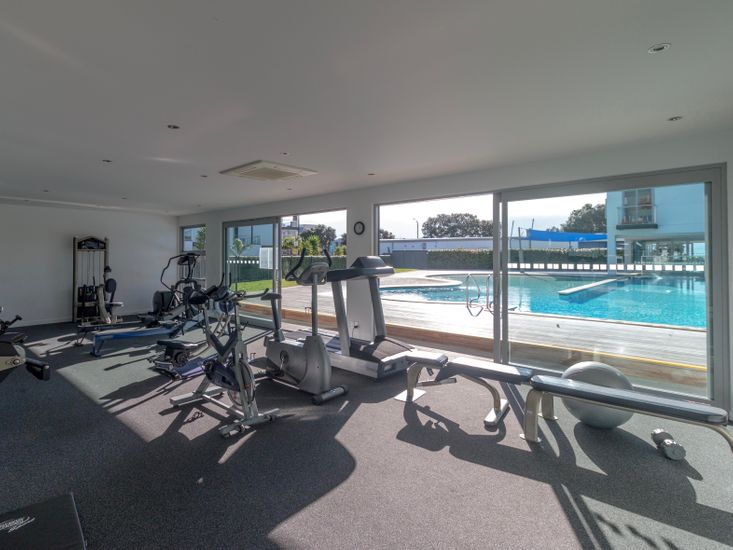 On-Sit Gym Facilities