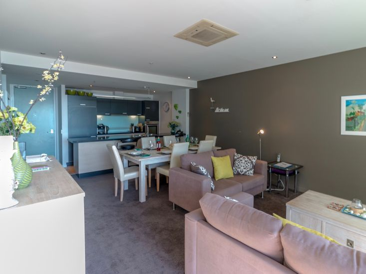 Napier apartment