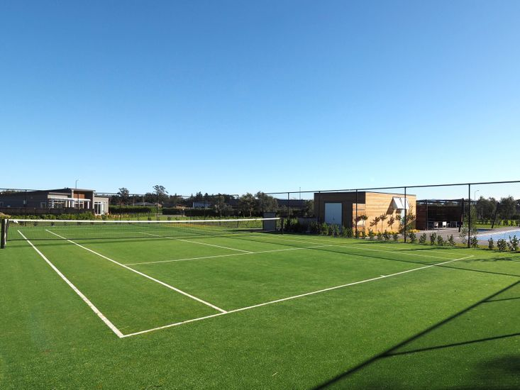 Tennis Court (shared facility)