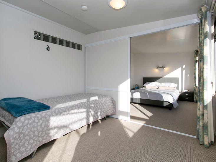 Sun Room to Bedroom 3