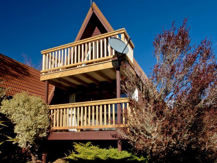 Mountain Vista - Ohakune Holiday Home