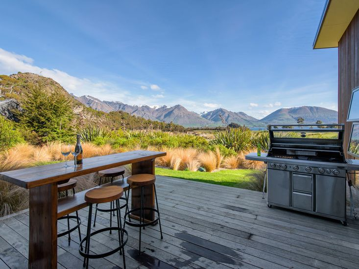 Outdoor Living and Views