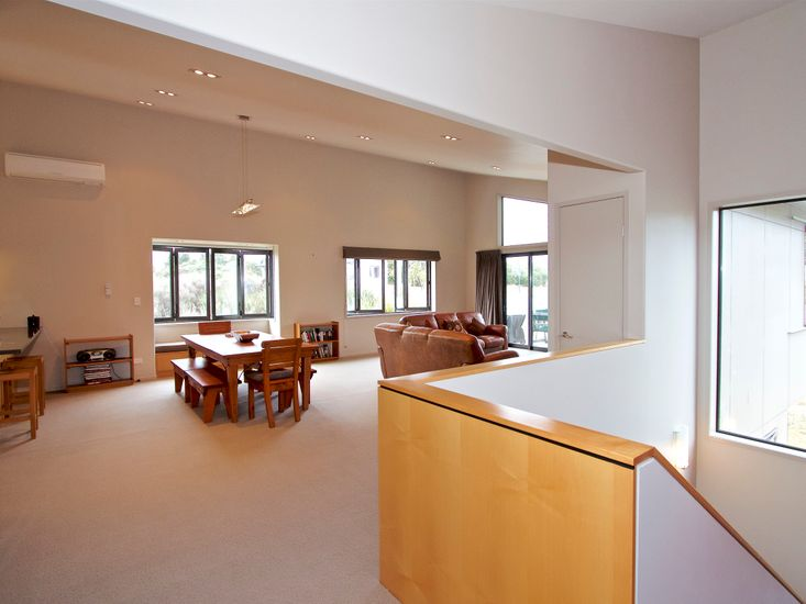 Living and Dining - Upstairs
