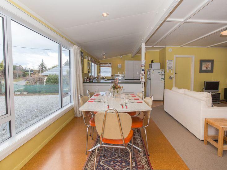 Dining, Kitchen, Lounge