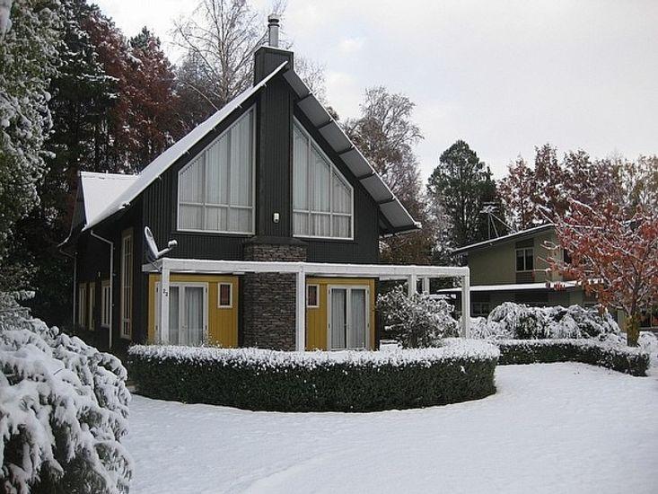 Gondwana Lodge in Winter
