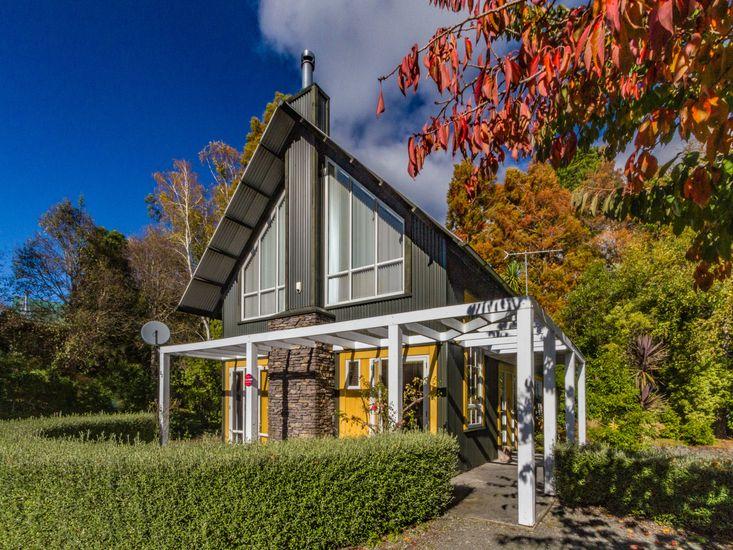 Gondwana Lodge - Ohakune Holiday Home