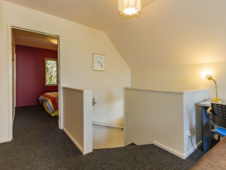 Living Room to Mezzanine