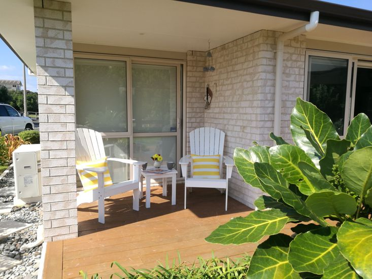 Outdoor Seating Rear