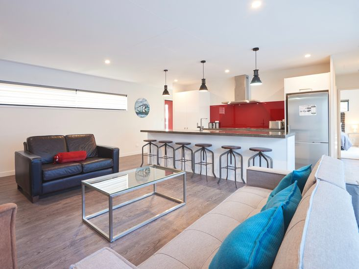 Southern Lakes Spa - Queenstown Apartment