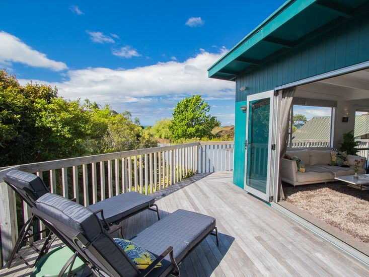 Mon Couer - Kaiteriteri Holiday Home - Indoor/Outdoor Living