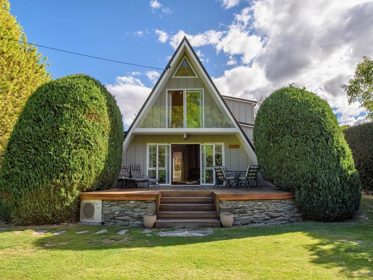 The Hillvue - Arrowtown Holiday Home