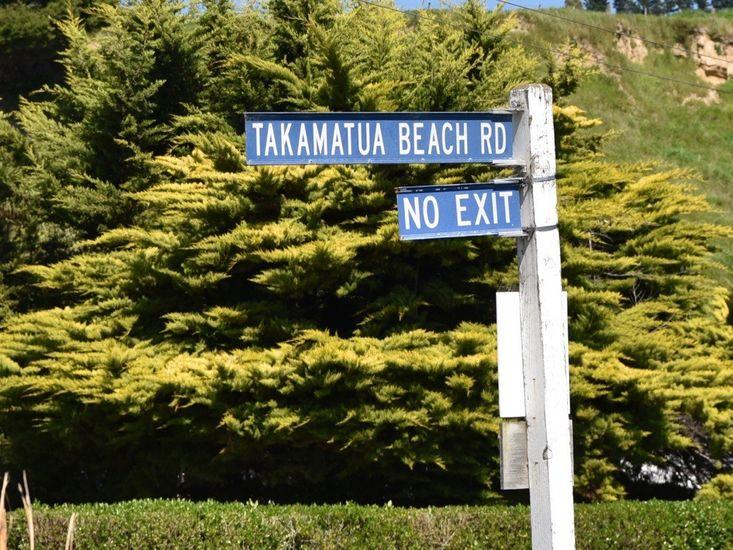 Takamatua Beach Rd