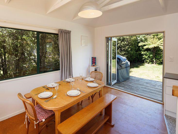 Dining Area - Indoor/Outdoor Living