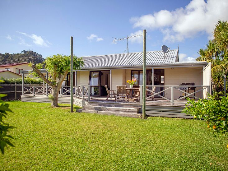 The Pa Pad - Hahei Holiday Home