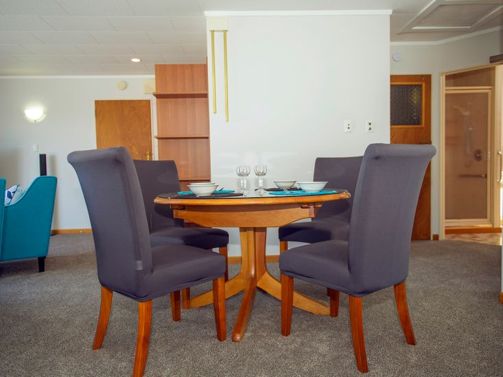Upstairs Dining Table