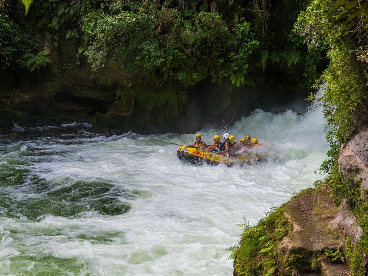 Local Activities - Okere Falls - Not onsite