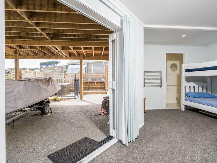 Bedroom 4 + Carport