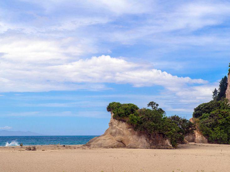 Beach - accessed at end of cul-de-sac