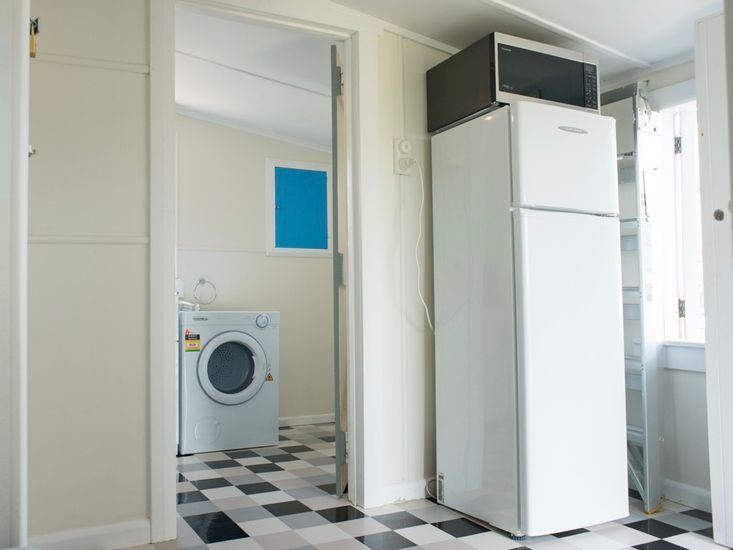 Kitchen + Laundry