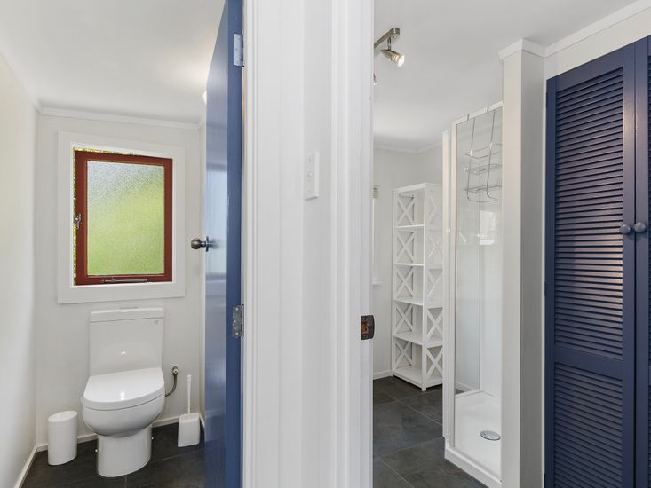 Bathroom 1 + Standalone Toilet