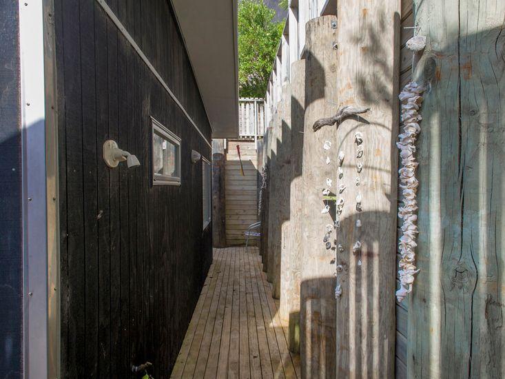 Exterior + Outdoor Shower