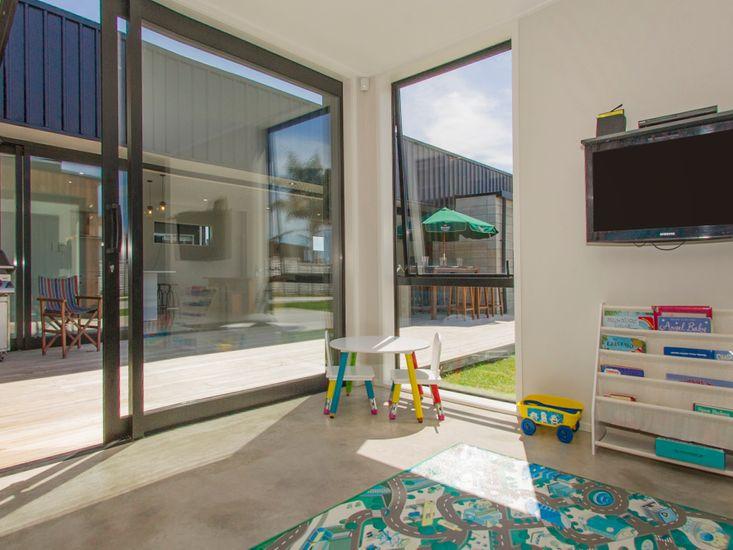Kids Room & Deck
