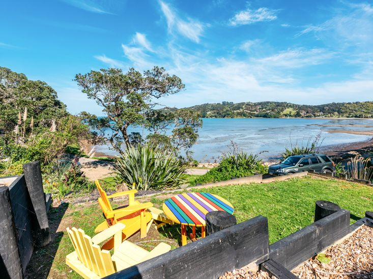 Outdoor Living with Ocean Views
